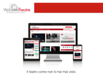 WelcomeTheatre: il teatro come non lo hai mai visto