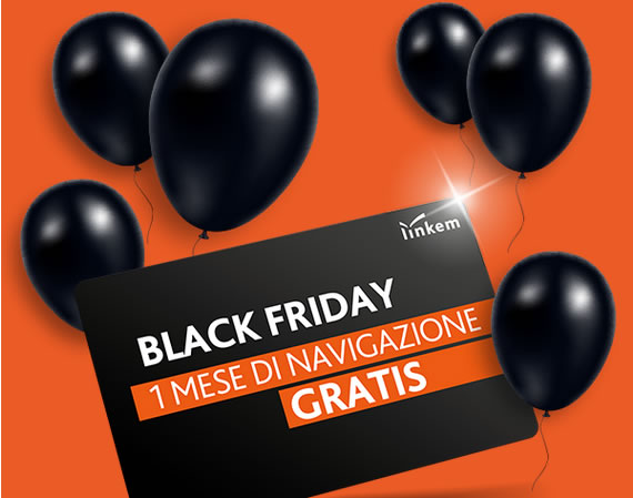 Linkem - Black Friday 2018