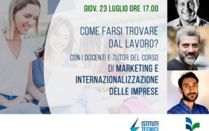 webinar orientamento ITS marketing